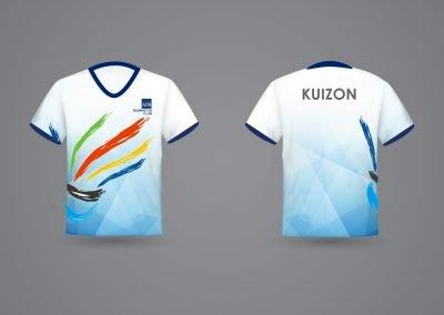 Asian Development Bank Badminton Team Uniform