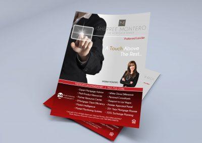 Sherree Montero Real Estate Flyer